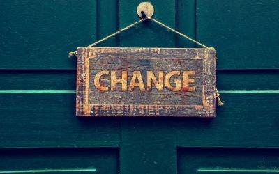 Cambiamento: perché non dovresti averne paura