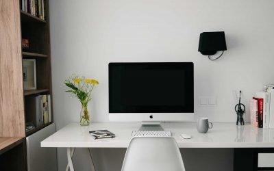 Creare un ufficio in casa fantastico, anche quando hai poco spazio