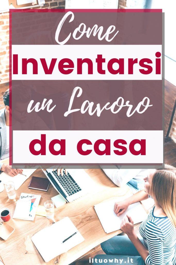 Inventarsi un lavoro 1