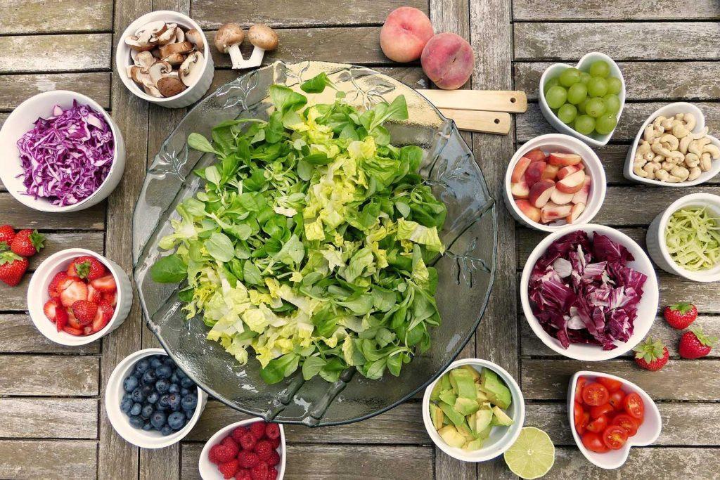 miglioramento della dieta