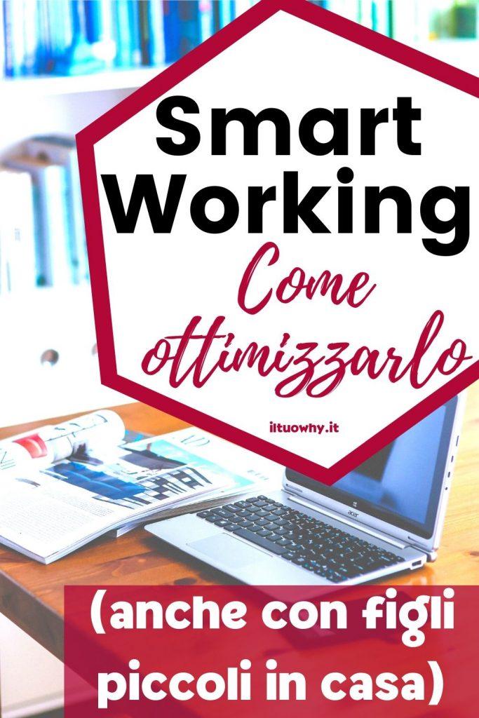 ottimizzare smartworking