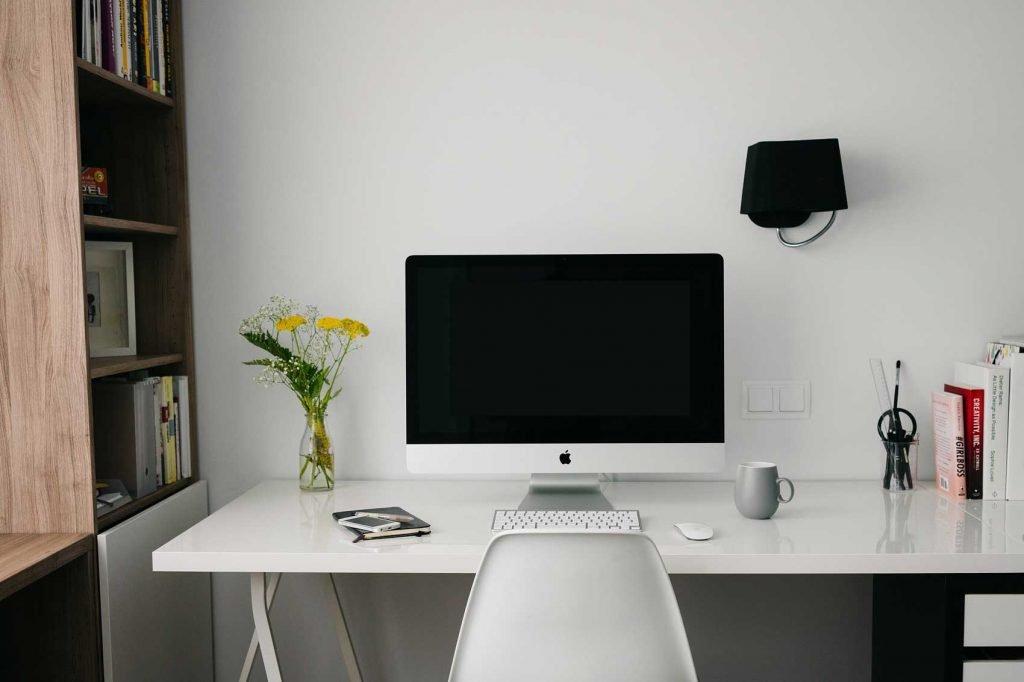 creare un ufficio in casa
