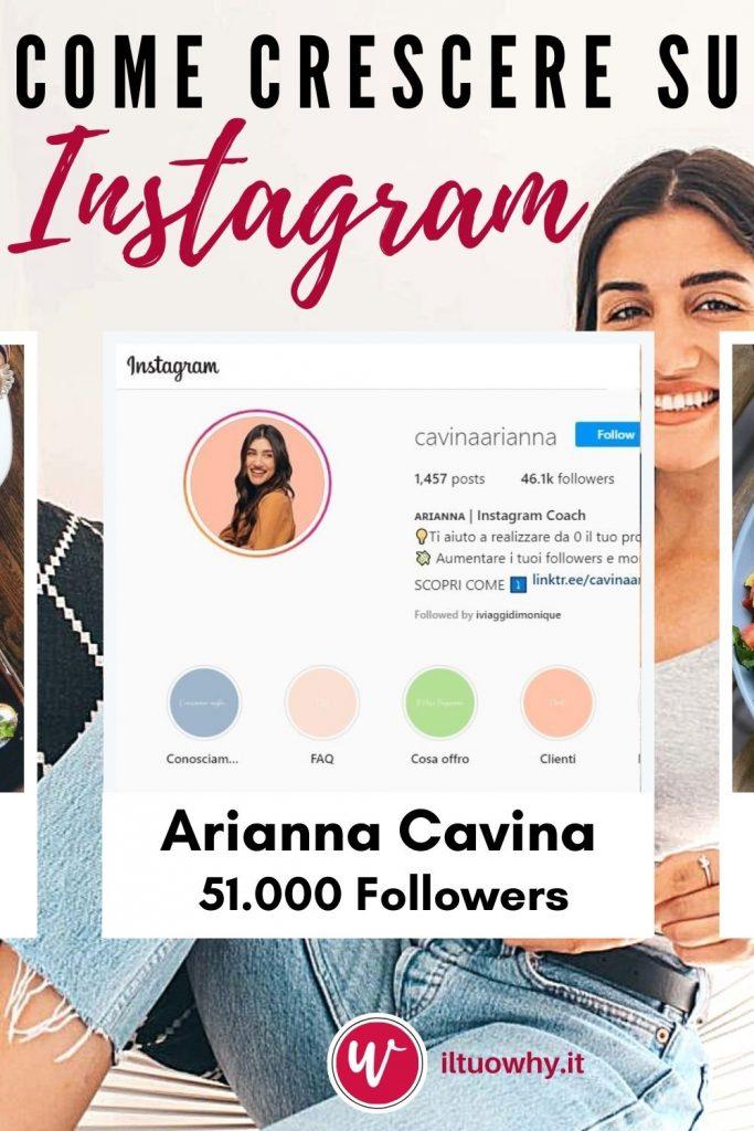 Crescere su Instagram3