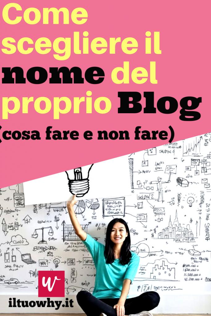 Scegliere nome blog2