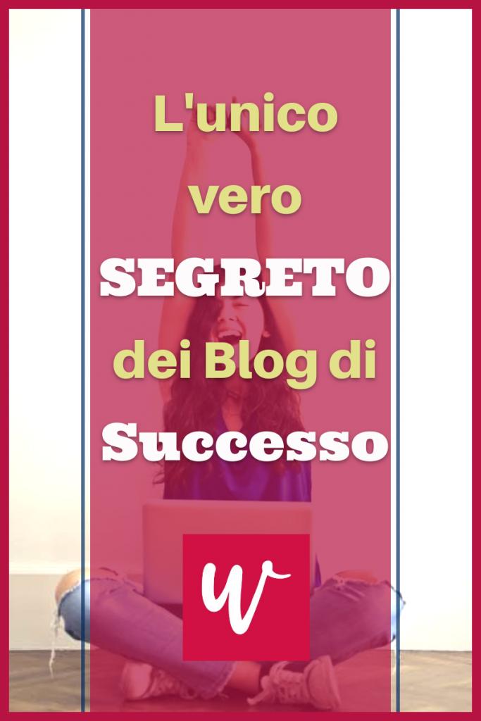 Segreto blog di successo1