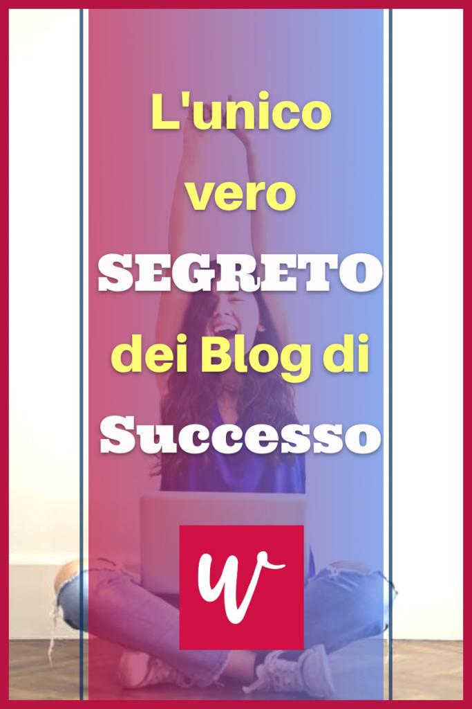 Segreto blog di successo2