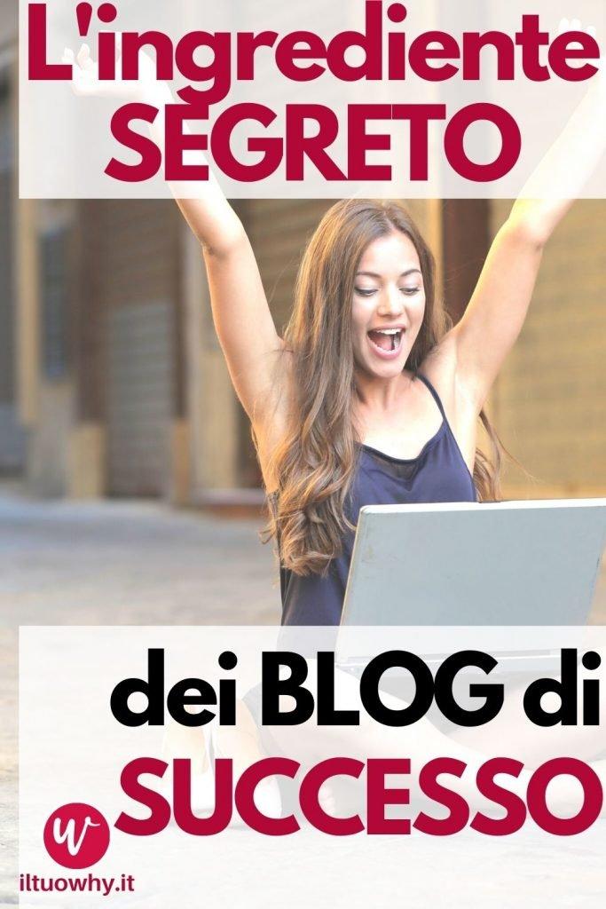 Segreto blog di successo3