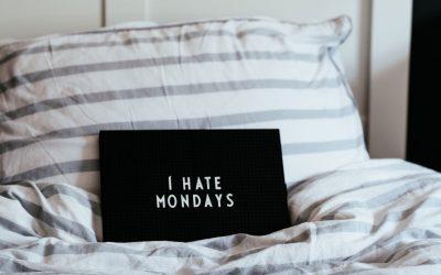 Come trasformare il lunedì nel tuo giorno preferito