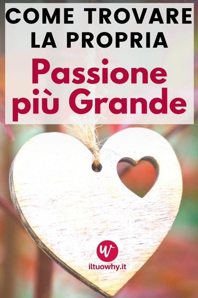 Trovare la propria passione1