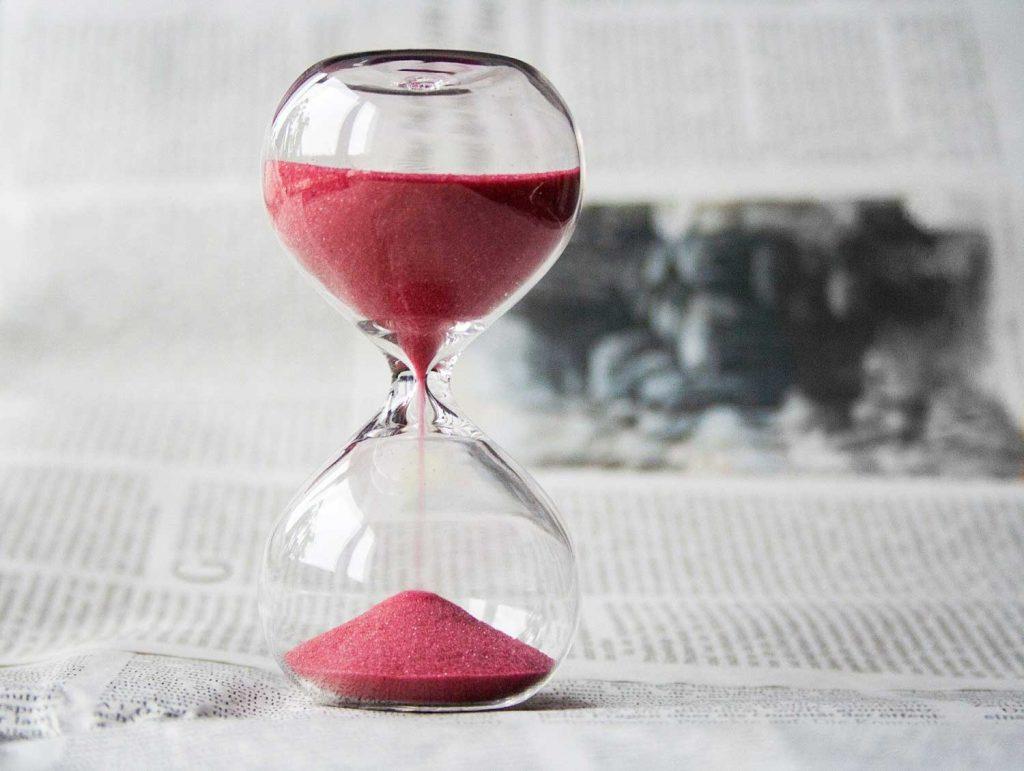 migliore gestione del tempo