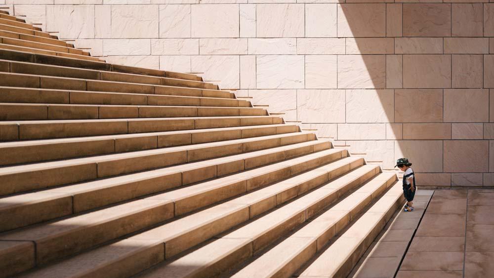 scalata verso il successo