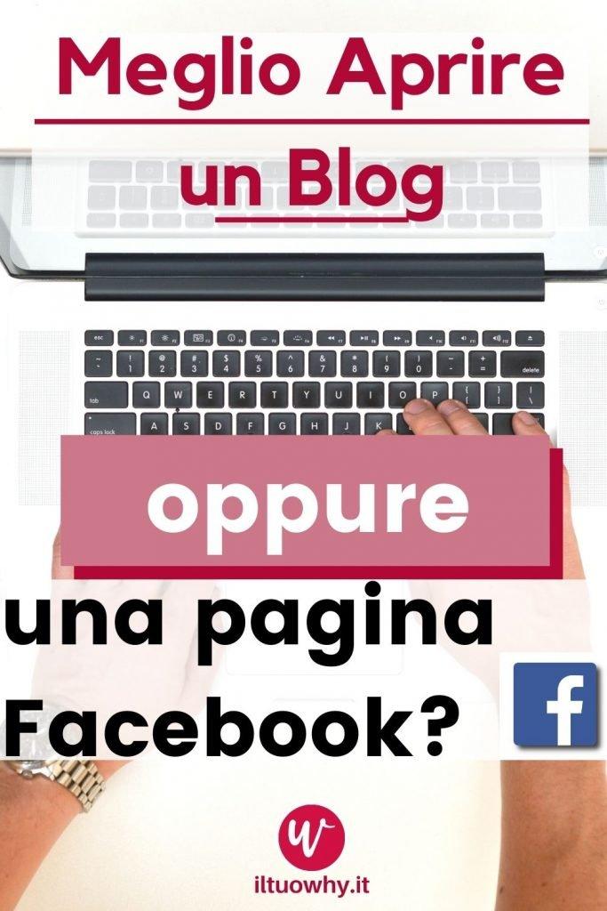 Blog o pagina FB1
