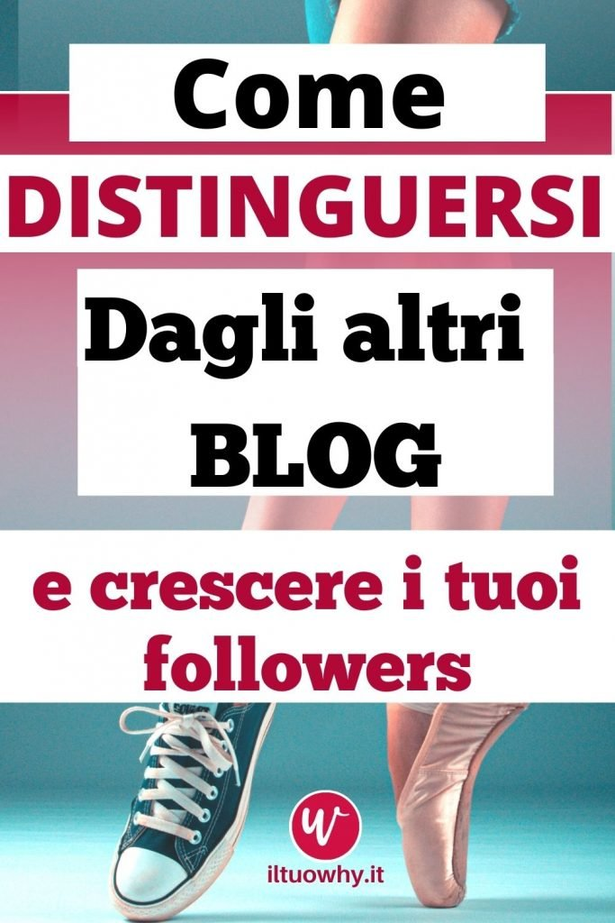 Come distinguersi dagli altri blog1