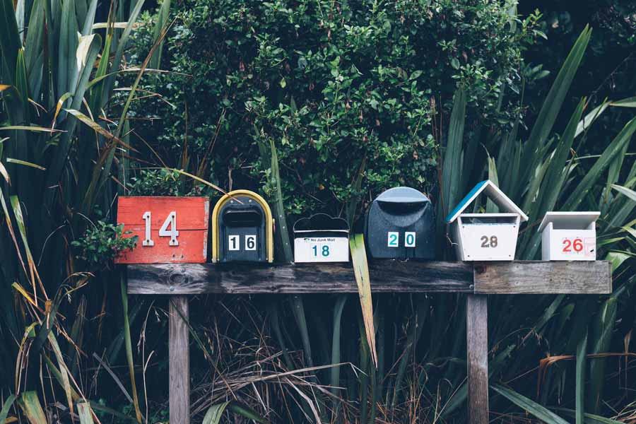 mailing list come crearla