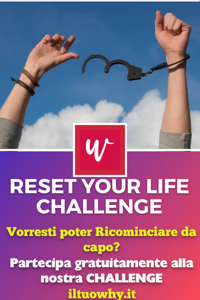 Reset your life challenge2