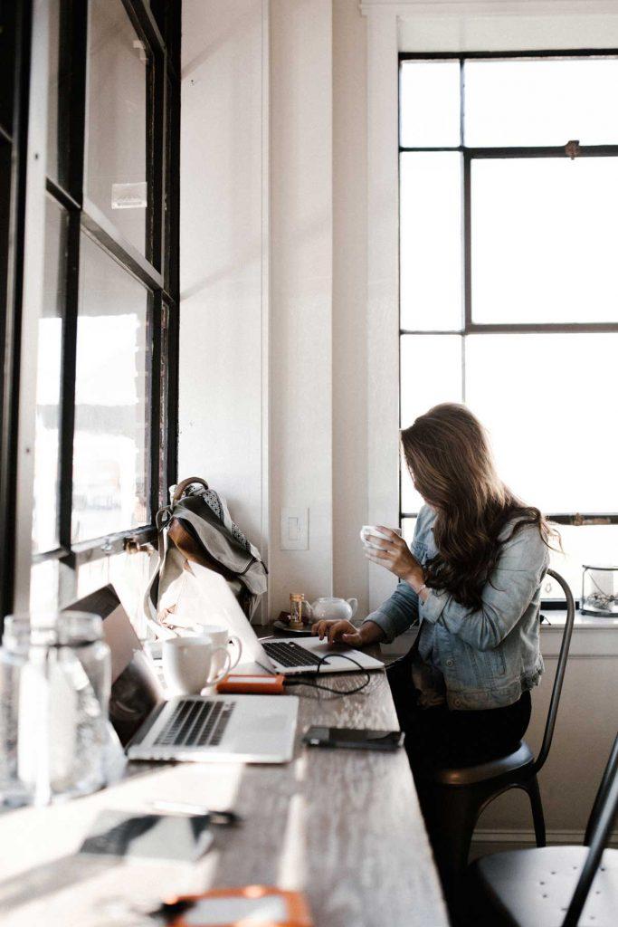 scrivere sul blog